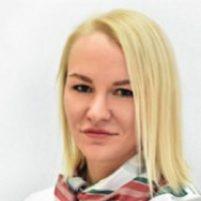 Врач Зуева Ксения Михайловна