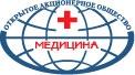 "Логотип АО ""Медицина"""