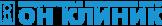 Логотип Медцентр ОН КЛИНИК на Цветном бульваре