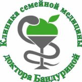 Логотип Первая клиника Измайлово доктора Бандуриной