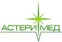 Логотип Астери-Мед на Шокальского