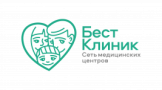 Логотип Медцентр Бест Клиник на Речном вокзале