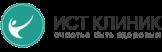 Логотип Ист Клиник в Мытищах