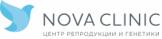 Логотип Нова Клиник (NOVA Clinic), филиал Юго-Западный
