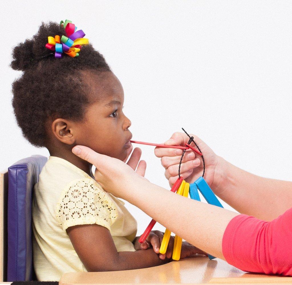Детская апраксия речи