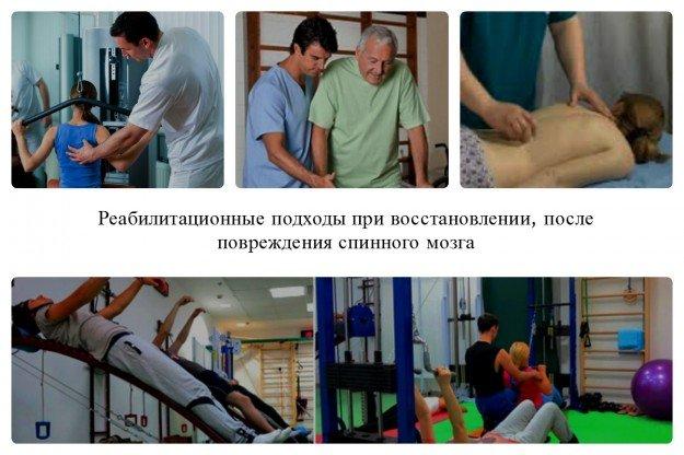 Реабилитационные методы лечения