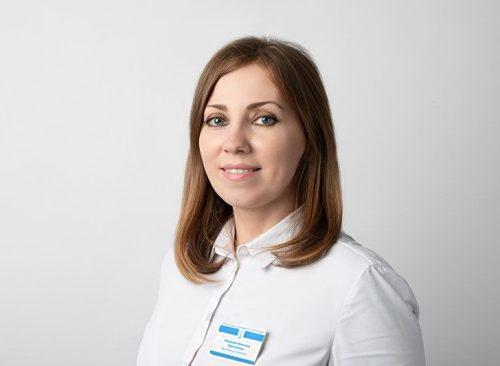 Врач Азарова Евгения Сергеевна