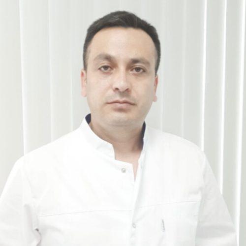 Врач Солиев Ильес Туробидинович