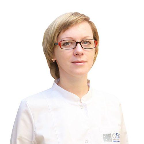 Врач Жаринова Наталья Алексеевна