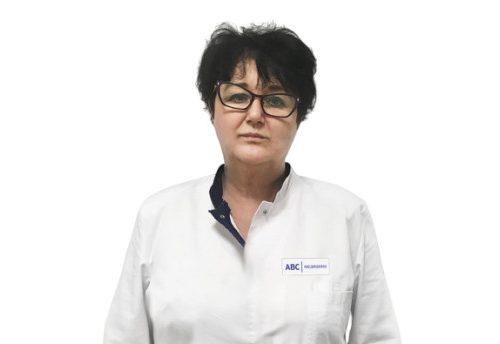 Врач Варламова Татьяна Михайловна