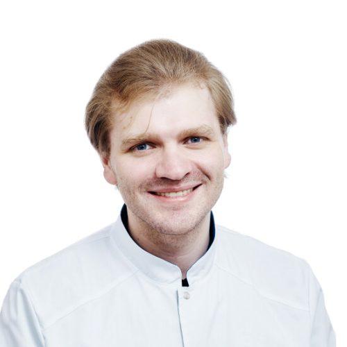 Врач Косорлуков Святослав Андреевич