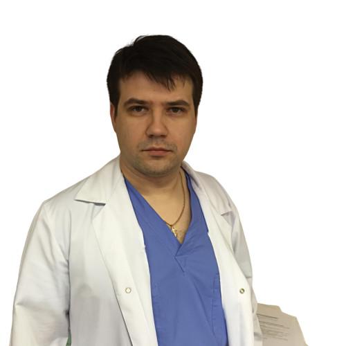Врач Климов Алексей Вячеславовоич