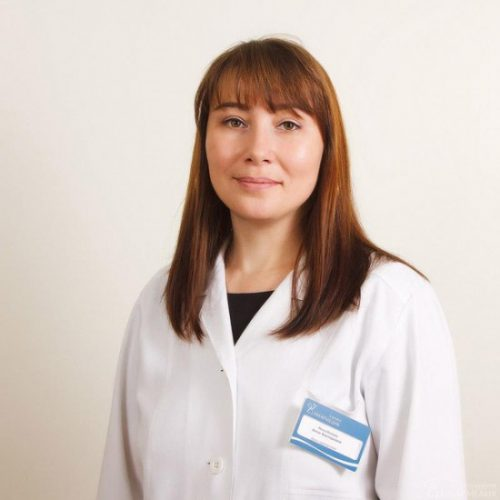 Врач Михайлова Анна Викторовна