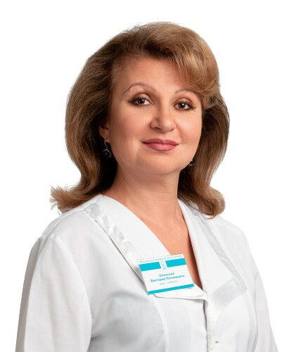 Врач Попова Виктория Леонидовна