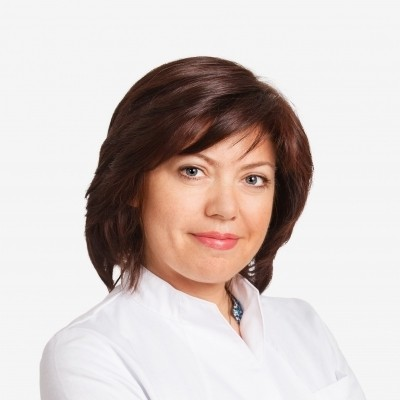 Врач Андриенко Гульнара Владимировна