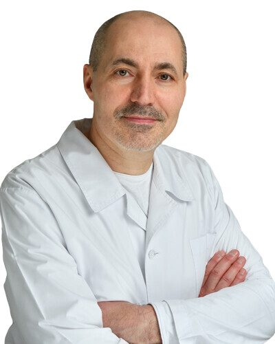 Врач Годисов Андрей Михайлович