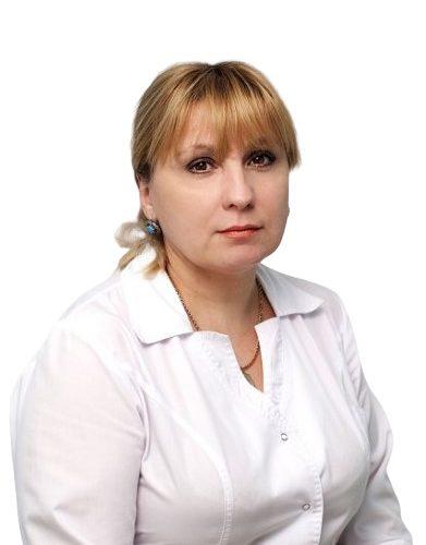 Врач Серокурова Елена Арнольдовна