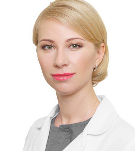 Врач Кравцова Ирина Валерьевна