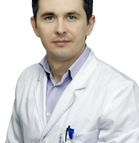 Врач Скворцов Игорь Якубович