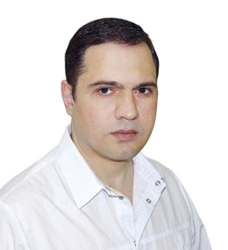Врач Агаханян Карен Арменович