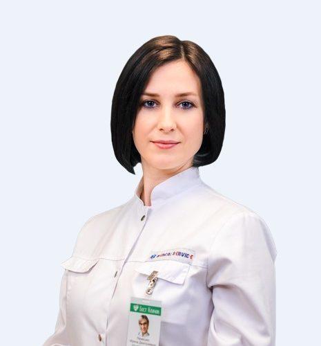 Врач Лемешко Ирина Дмитриевна
