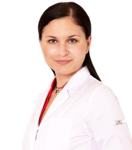Врач Бакурова Вера Анатольевна