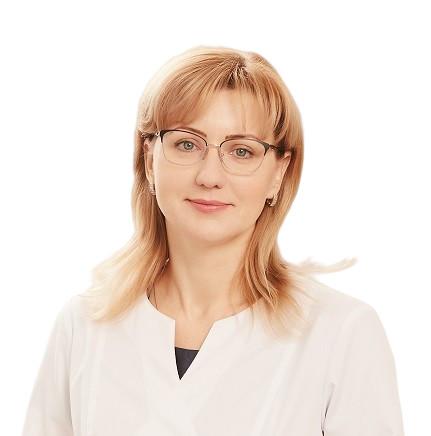 Врач Нижник Екатерина Сергеевна