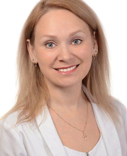 Врач Полянская Анна Сергеевна