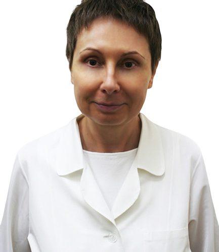 Врач Ежова Ольга Александровна