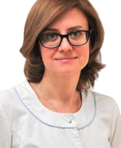 Врач Чесалова Елена Геннадьевна