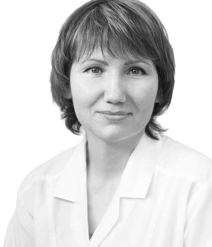 Врач Седых Ольга Леонидовна