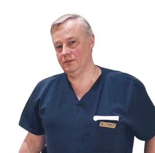 Врач Штыков Вадим Валентинович