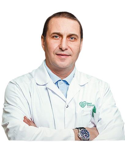 Врач Анчиков Григорий Юрьевич