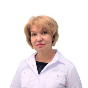 Врач Чуловская Ирина Германовна
