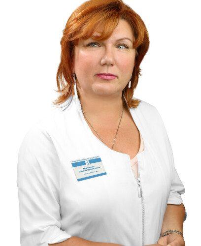 Врач Паниченко Анна Владимировна
