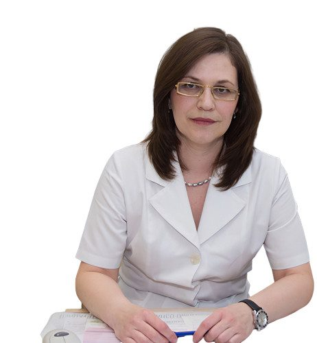 Врач Берестянская Ирина Борисовна