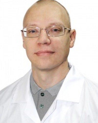 Врач Вичкапов Артем Валерьевич
