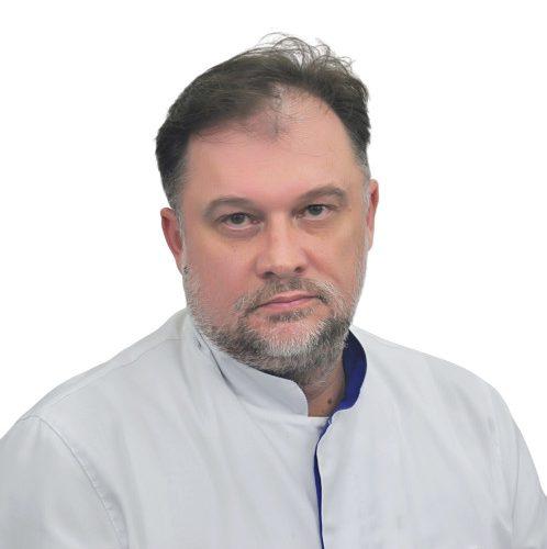 Врач Волков Михаил Владимирович