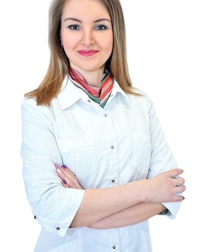 Врач Антонова Ольга Александровна