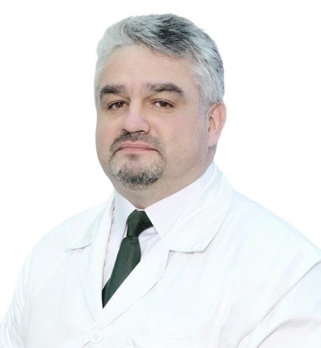 Врач Малапура Андрей Анатольевич