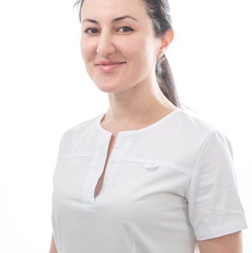 Врач Сабаева Зарина Маратовна