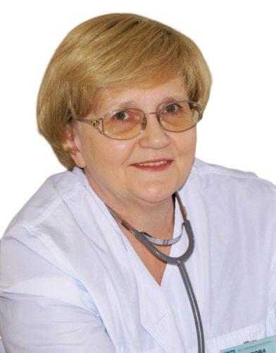 Врач Игнатова Татьяна Михайловна