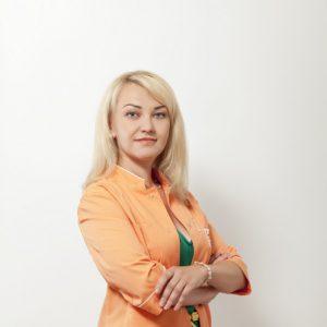 Врач Пунина Юлия Сергеевна