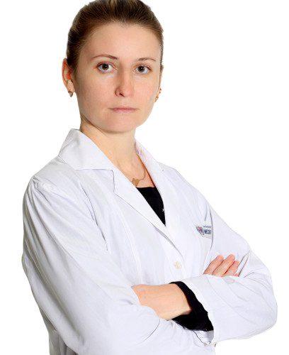 Врач Абрамова Яна Дмитриевна