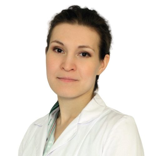 Врач Гудкова Олеся Владимировна