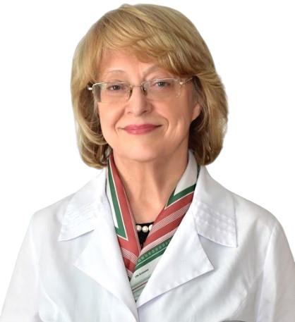 Врач Симонова Альбина Валерьевна