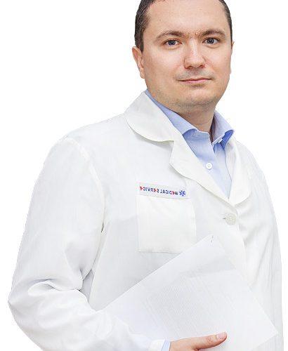 Врач Царенко Дмитрий Михайлович