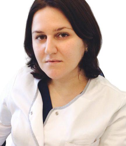 Врач Гашимова Сельминаз Камиловна