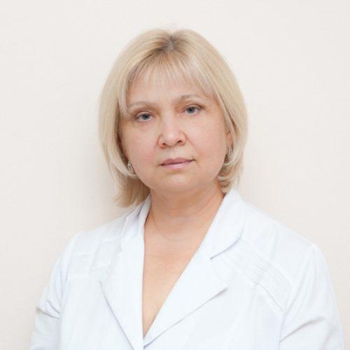 Врач Серебрякова Ольга Викторовна