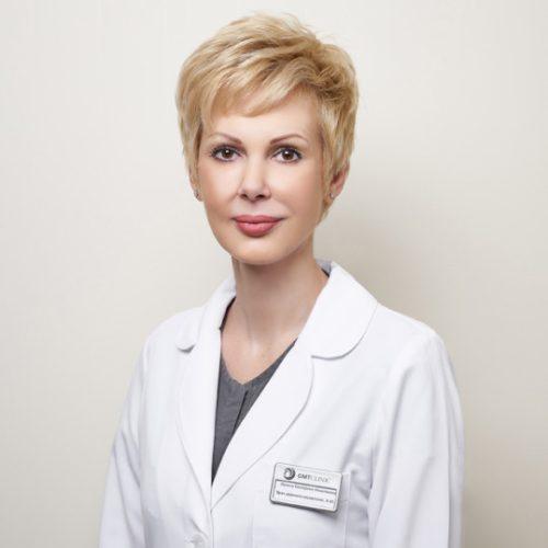 Врач Лучина Екатерина Николаевна